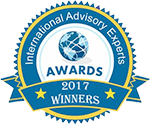 International Advisory Experts Awards 2017 Winners