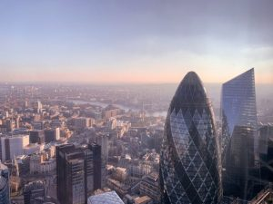 Photo of London City skyline